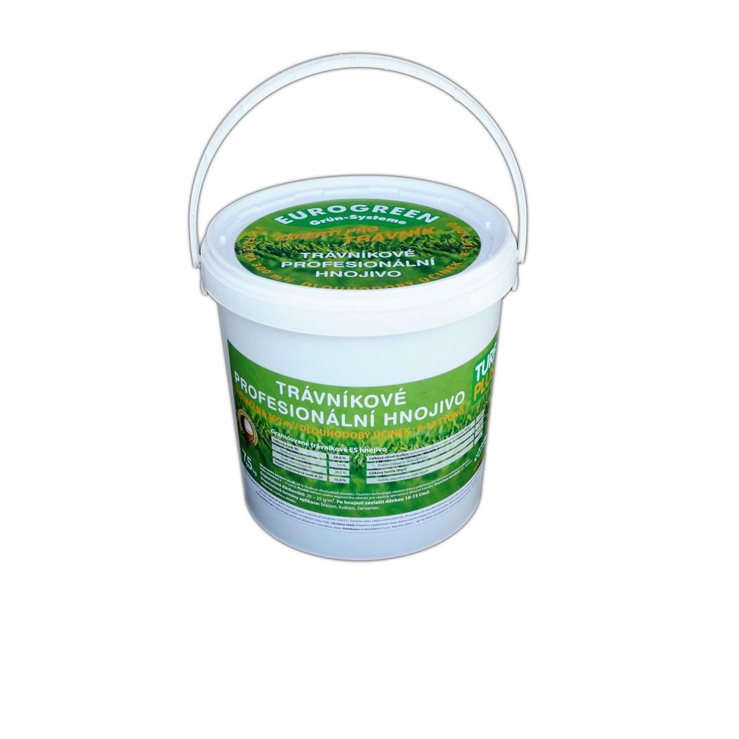 Trávníkové hnojivo Basic Start v kyblíku, kyblík 7,5 kg