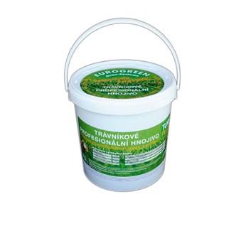 EUROGREEN Trávníkové hnojivo Basic Start v kyblíku, kyblík 7,5 kg