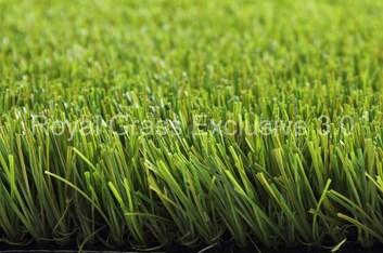 Výprodej - Umělý trávník Royal Grass Exclusive 3.0 role 4 m x 12,3 m (49,2 m2)