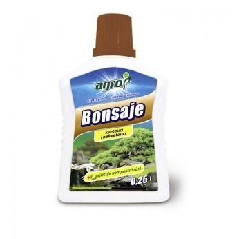 AGRO Kapalné hnojivo pro bonsaje 0,25 l