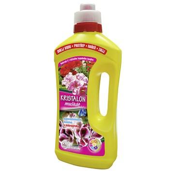 KRISTALON Muškát - koncentrované hnojivo v lahvi 200 g