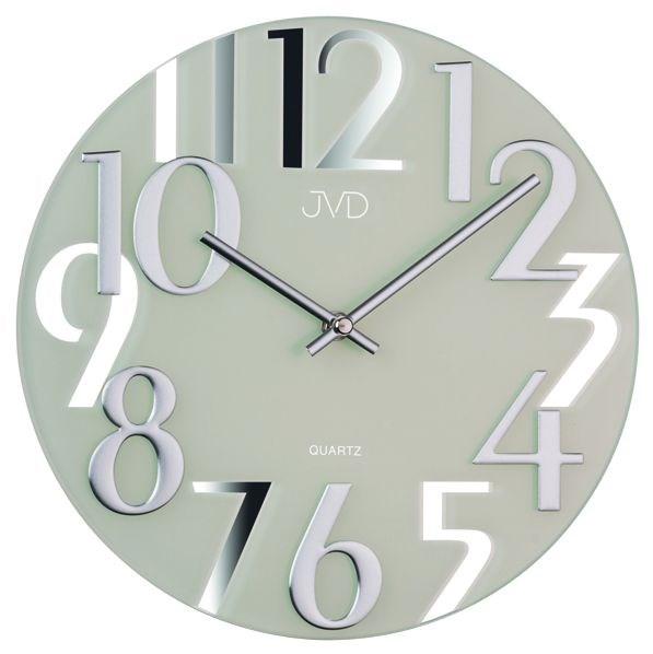 Nástěnné hodiny JVD design HT101.1