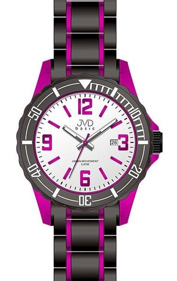 Plastové náramkové hodinky JVD basic J3004.3