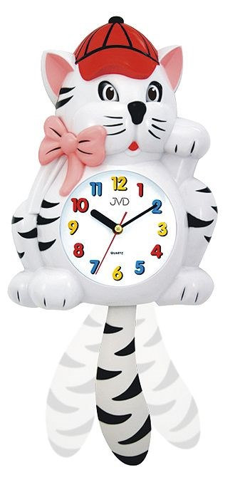 Dětské nástěnné hodiny JVD HF64.2