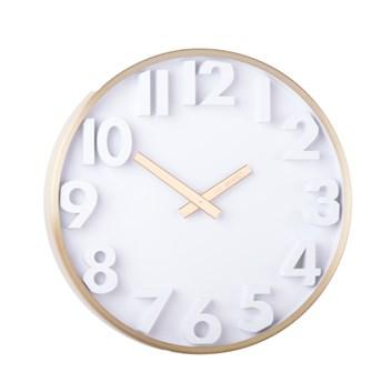 Designové kovové hodiny JVD -Architect- HC03.3