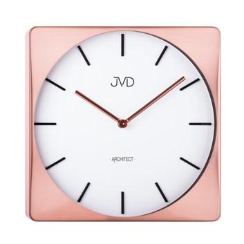 Designové kovové hodiny JVD -Architect- HC10.3
