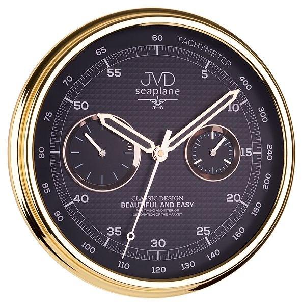 Nástěnné hodiny JVD seaplane HA10.1