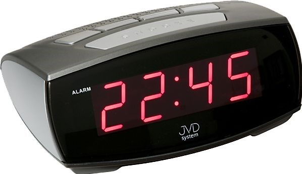 Digitální budík do sítě JVD system SB0933.1