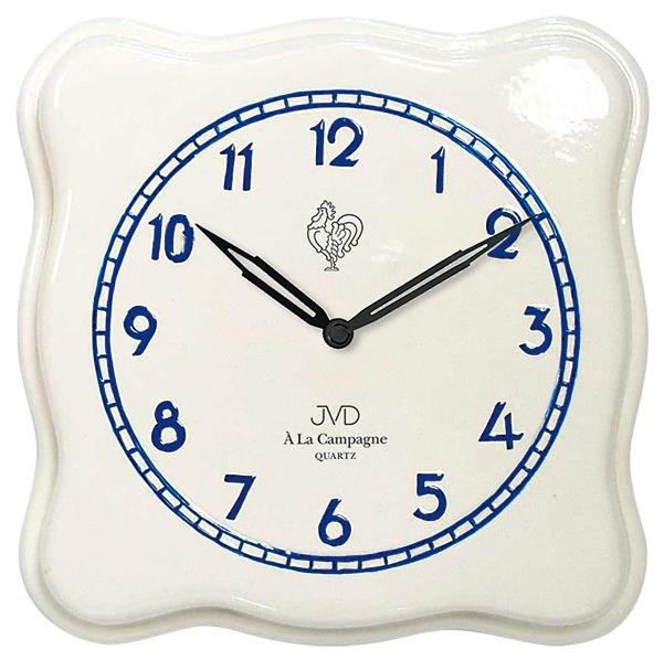 Nástěnné hodiny JVD quartz TS215.62 - Modrá