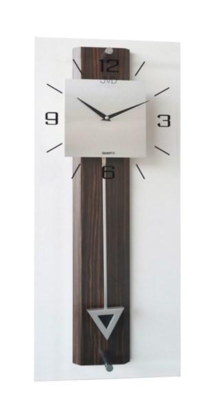 Nástěnné kyvadlové hodiny JVD N2233/77