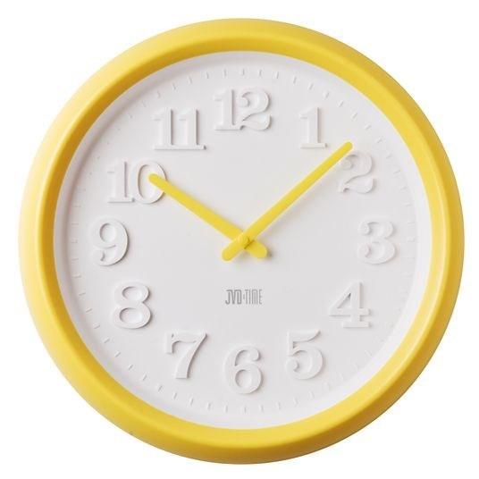 Nástěnné hodiny JVD TIME H101.2
