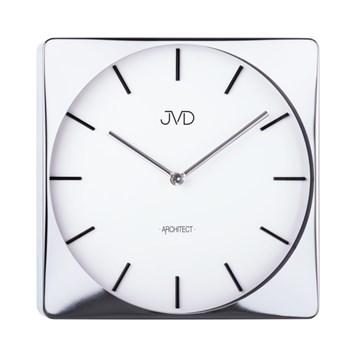 Designové kovové hodiny JVD -Architect- HC10.1