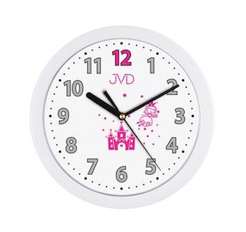 Dětské nástěnné hodiny JVD H12.4