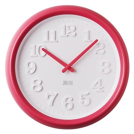 Nástěnné hodiny JVD TIME H102.3