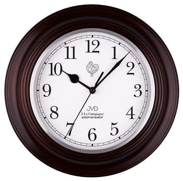 Nástěnné hodiny JVD NS27043/23 - Černá