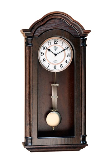 Nástěnné kyvadlové hodiny JVD N9353.1