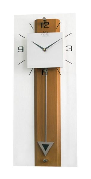 Nástěnné kyvadlové hodiny JVD quartz N2233/11