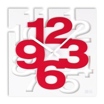 Nástěnné hodiny JVD TIME H106.2