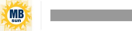 elektroinstalační materiál MB SUN I Světelná technika