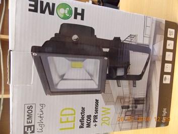 LED reflektor 20W/DL PIR Home
