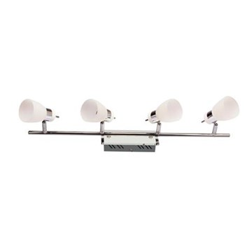 Svítidlo HL 7194L stropní dekorativní 4x4W 220-240V chróm