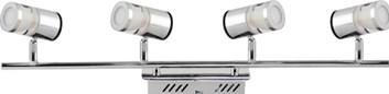 Svítidlo HL 0360060005 stropní dekorativní 4x5W 220-240V chróm