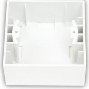 Montážní krabice – Visage SIMPLE bílá