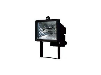 HL100 reflektor halogenový 150W R7S 220-240V černá