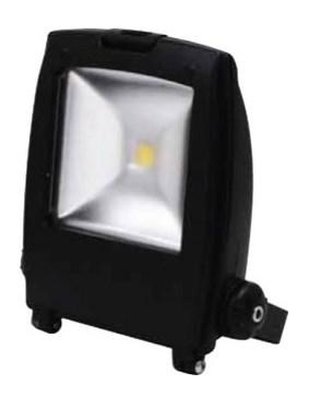 Svítidlo - reflektor HL171L 10W 6500K černá