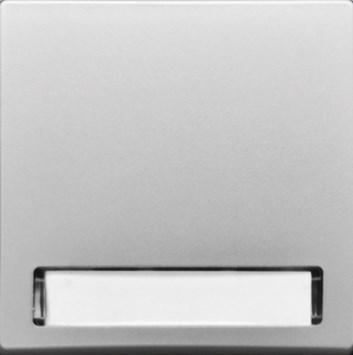 """Kryt (stříbrná) + strojek pro tlačítko  """"zvonek"""" s podsvícením Visage Deluxe"""