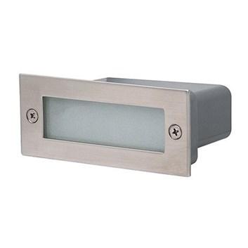 Svítidlo HL954L venkovní zapušt./do země 1.2W bílá 12LED 220-240V IP54