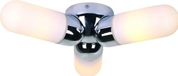 Svítidlo HL883 3x40W E14 chróm