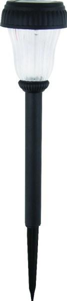 Solární svítidlo HL 0780050001 0,06W LED černá