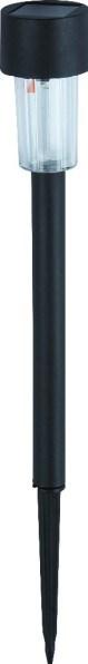 Solární svítidlo HL 0780040001 0,06W LED černá