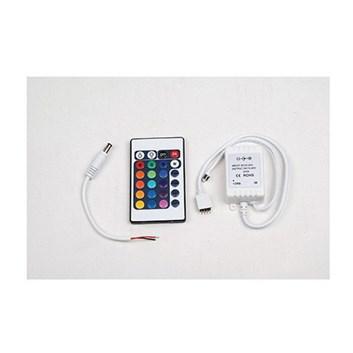 Ovladač k LED pásu RGB controller 2A 72W