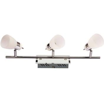 Svítidlo HL 7193L stropní dekorativní 3x4W 220-240V chróm