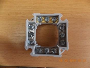 Krabicová svorkovnice plastová 6303-13P/S