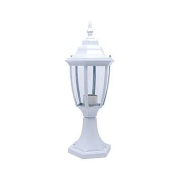 Svítidlo HL276 zahradní E27 220-240V bílá
