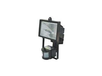 HL105 reflektor halogenový 500W R7S 220-240V černá