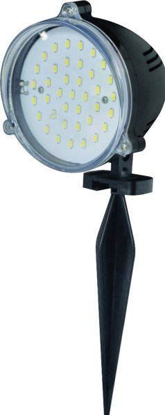 Svítidlo HL282L zahradní 16W LED 220-240V černá