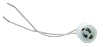 Objímka HL 551 GU10 15cm