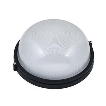 Svítidlo HL925 průmyslové E27 220-240V černá