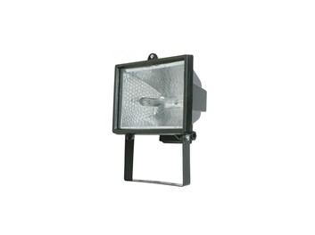 HL101 reflektor halogenový 500W R7S 220-240V černá
