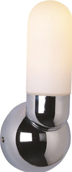 Svítidlo HL 881  1x40W E14 chróm