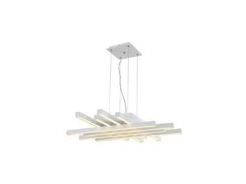 Svítidlo HL019011085 85W bílá závěsné 4000K