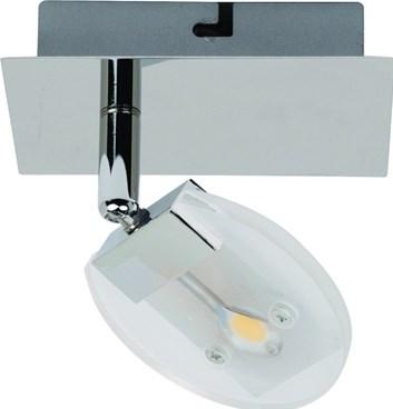 Svítidlo HL 7161L stropní dekorativní 5W 220-240V chróm