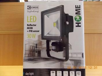 LED reflektor 30W/DL PIR Home