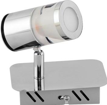 Svítidlo HL 0360060002 stropní dekorativní 5W 220-240V chróm