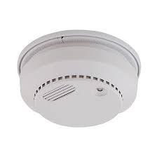 Detektor kouře  HL 490,  9V bílá