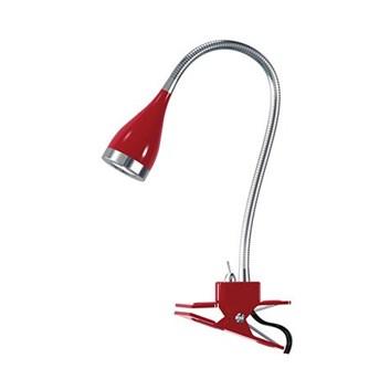 Svítidlo LED HL002L stolní 3W s klipem 220-240V